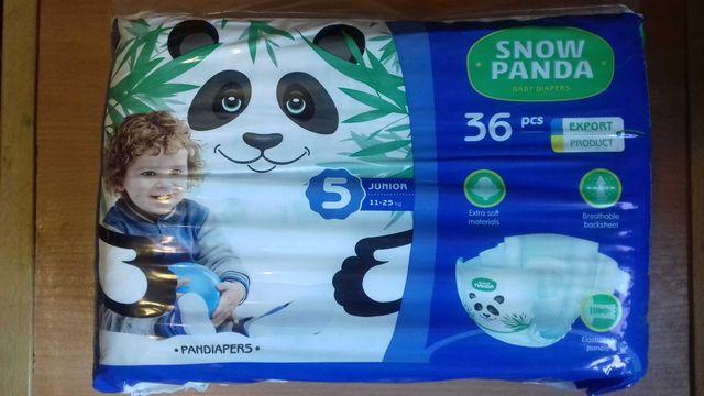 Подгузники Снежная панда