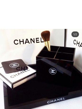 Chanel подставка для косметики аксессуаров - органайзер