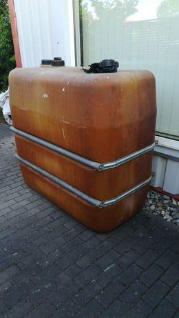Mauser mauzer zbiornik na wodę szambo deszczówke 1100 litrow