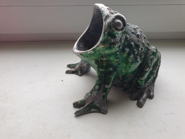Пепельница жабка алюминий