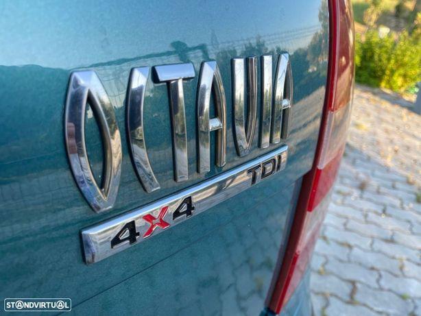 Skoda Octavia Break 1.9 TDi 4x4