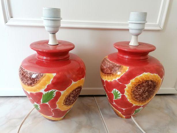 Bases de candeeiros de mesa de cabeceira ou sala