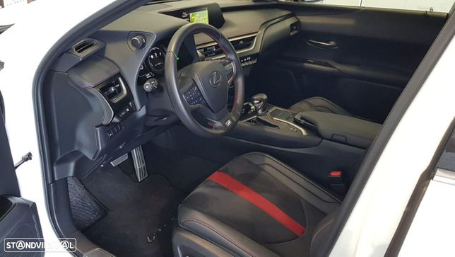 Lexus UX 250h 250h F Sport