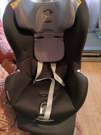 Cadeira Auto Cybex Sirona Platinum Gr. 0+ ,1 com Isofix e Rotativa