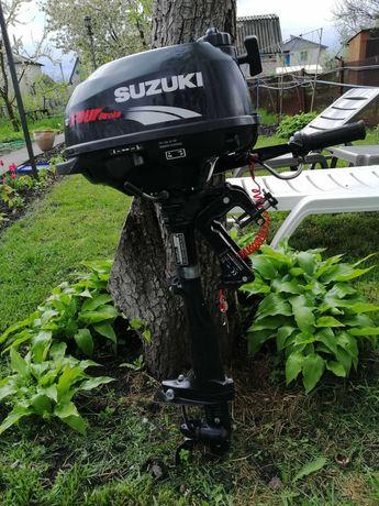 Продам лодочный двигатель Suzuki DF2, 5