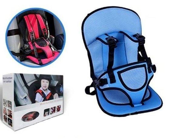Детское бескаркасное автокресло универсальное от 9 до 20 кг кресло де