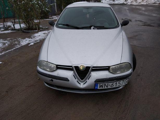 Alfa romeo 156, разборка альфа ромео 156 1.9tdi, кузовные детали