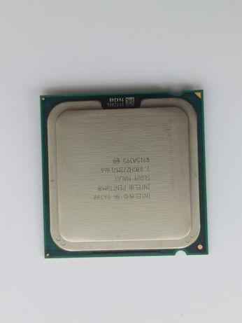 Процессор Intel Pentium E6300