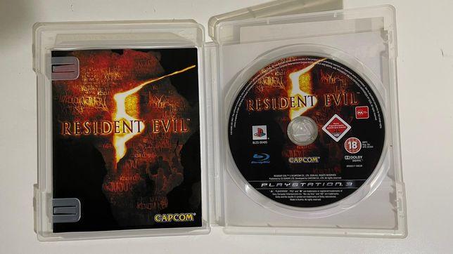 Jogo Playstation3 PS3 - Resident Evil