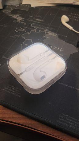 Słuchawki Apple earpods lighting przewodowe oryginalne