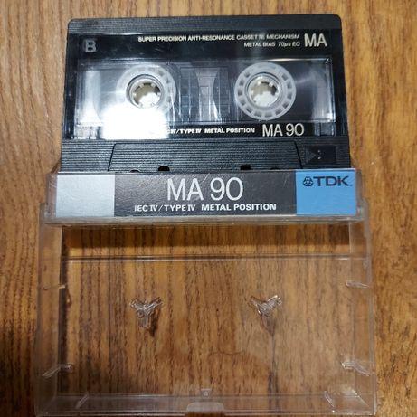 Kaseta metalowa TDK MA90, bdb