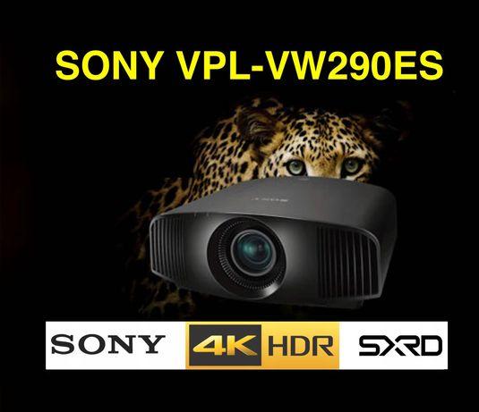 Проектор 4K SONY VPL-VW290ES новый запечатанный Европа