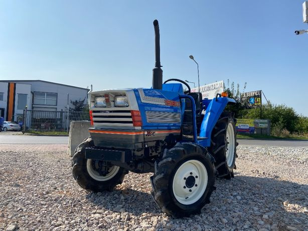 Iseki TA 230,mini traktor,ciągnik,traktorek,ogrodniczy, JAPAN TRAK