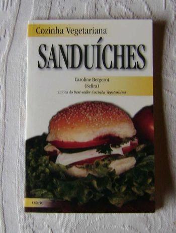 Cozinha Vegetariana - Sanduíches