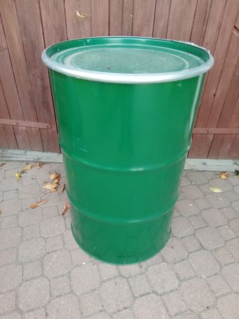 Beczka, beczki metalowe 200 litrów
