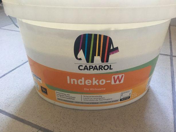 Farba biała caparol 2,5 l antypleśniowa nowa