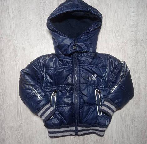 Тепла куртка на хлопчика 5- ти років , 110  см