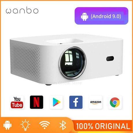 Проектор Xiaomi Wanbo X1 Pro Android Smart версия