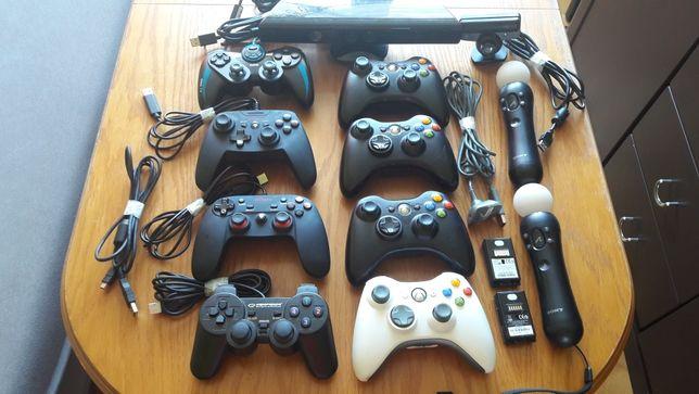 Pady Kinect Move Akumulatorki Xbox360 PS3 PS4