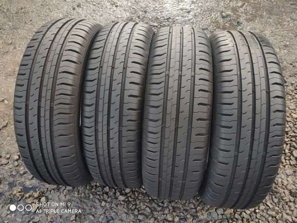 165/60r15 Continental ContiEcoContact5 JAK NOWE 2020 7mm LATO