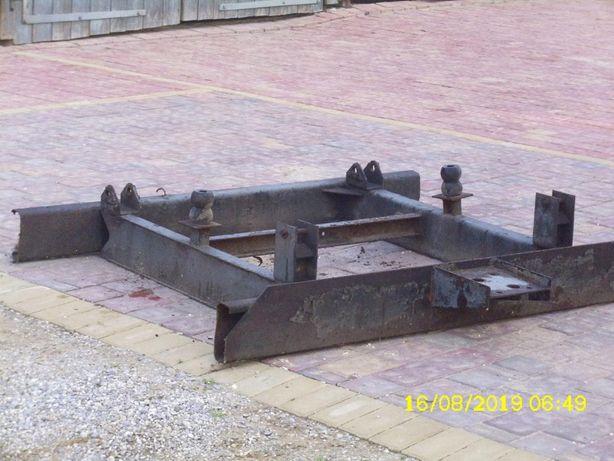 rama podwozie do przyczepa rozrzutnik platforma