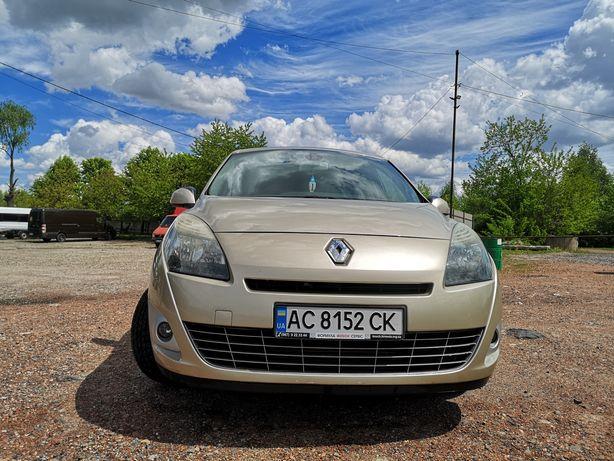 Renault Grand Scenic 3 2009