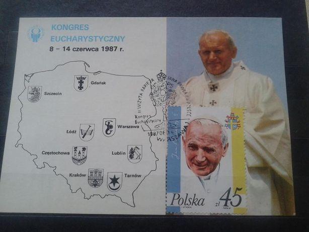 Kongres Eucharystyczny 1987 rok