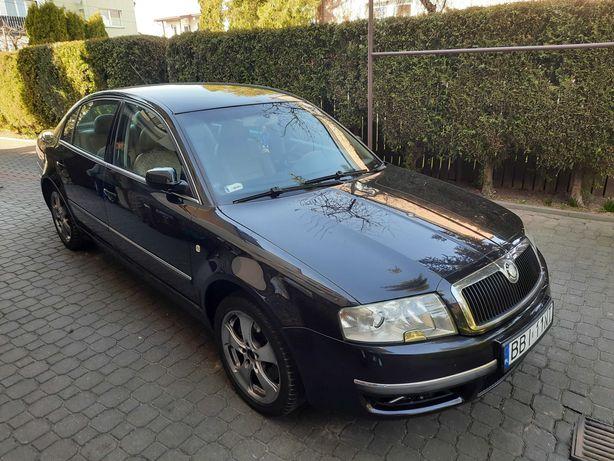 Skoda Superb 2003r