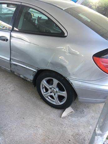 Mercedes spor cope 2002 cdi