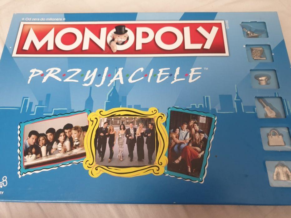Gra monopoly Friends serial przyjaciele Warszawa - image 1