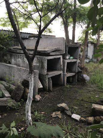 Лоток бетонный для теплотрасс