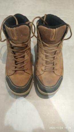 Ботинки зимние для мальчика 39 р