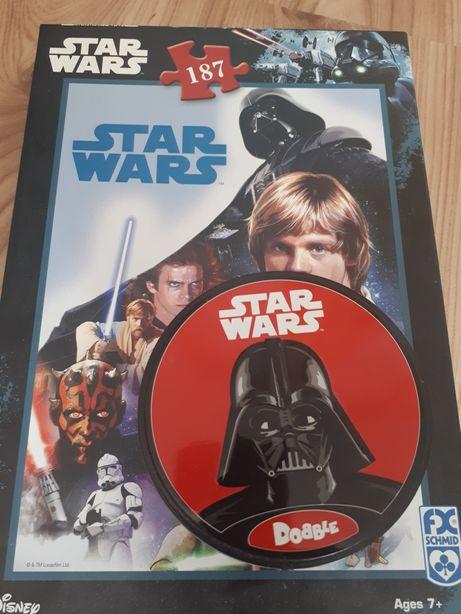 Puzzle Star Wars,j.nowe( Święta, urodzinki)