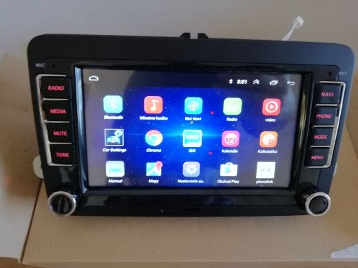 Магнитола Seat VW Volkswagen Tiguan Transporter Polo Магнитофон