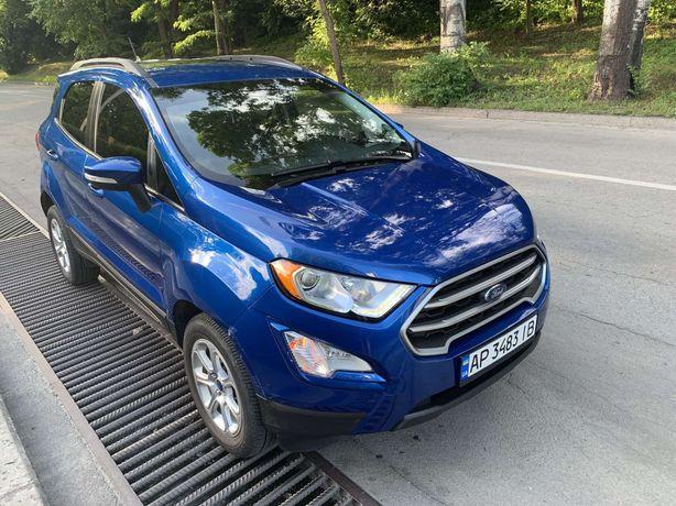 Авто Ford ecosport 2018г