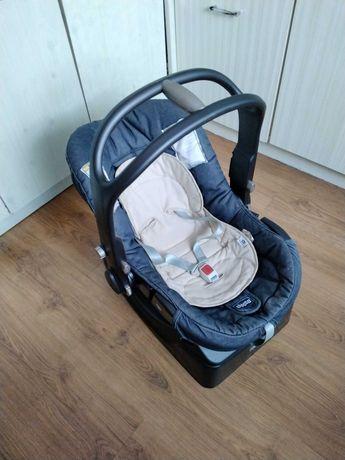 Fotelik samochodowy/nosidełko Chicco Artsana Universal 0-13 kg z bazą