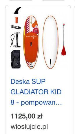 Deska Sup gladiator KID 8
