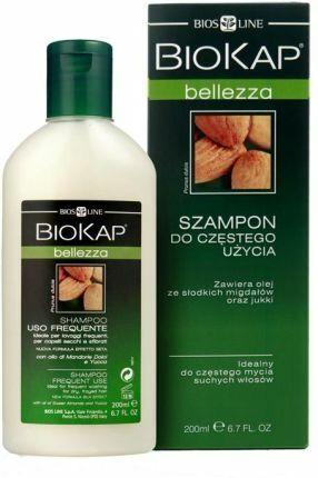 biokap szampon do częstego mycia