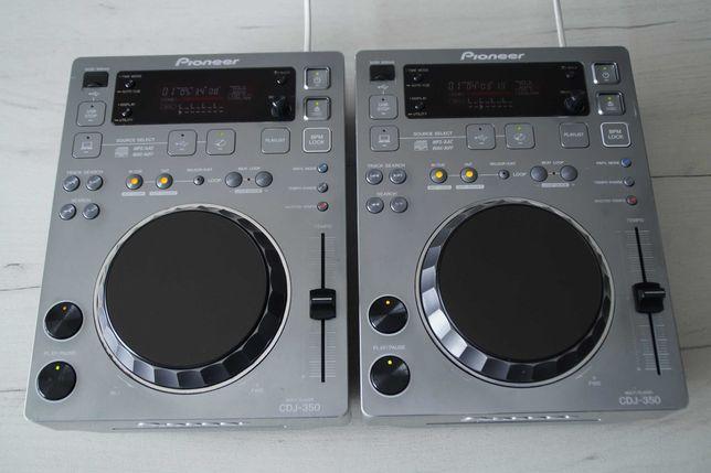 2 x Pioneer CDJ 350 Gwarancja Skup Zamiana DJM 250/300/400