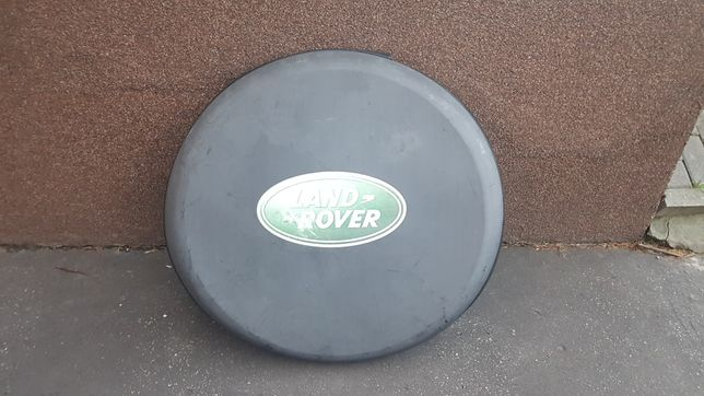 Pokrowiec koło zapasowe Land Rover Defender Santana