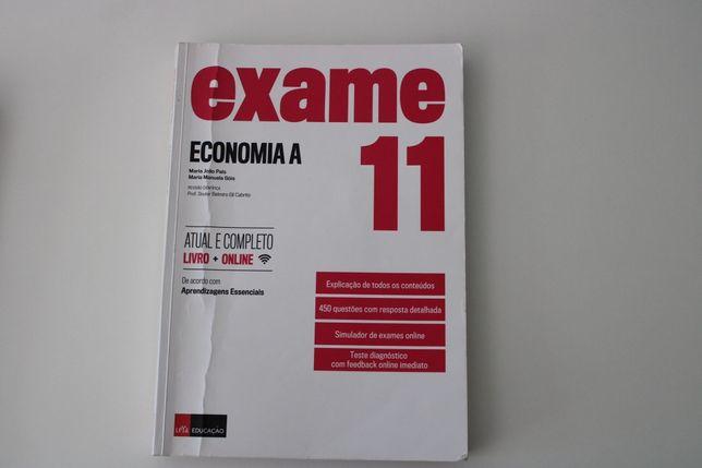 Livro de Preparação de Exame de Economia A