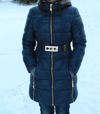 Пальто зимове, розмір S