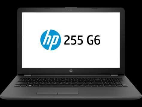 HP 255 G6 E2-9000e, RAM 8GB, SSD 256 GB, WIN10