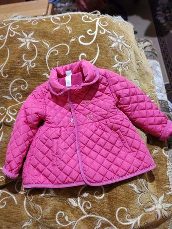 Пальто осінньо-весняне для дівчинки