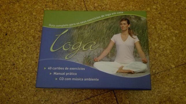 Guia de exercícios de yoga em casa