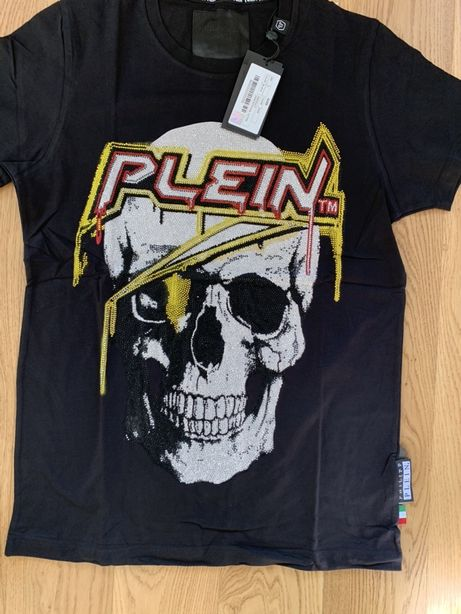 Koszulka, t-shirt Philipp Plein L