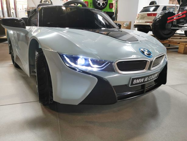 BMW I8 Lift auto autko autka pojazd samochód na akumulator zabawka