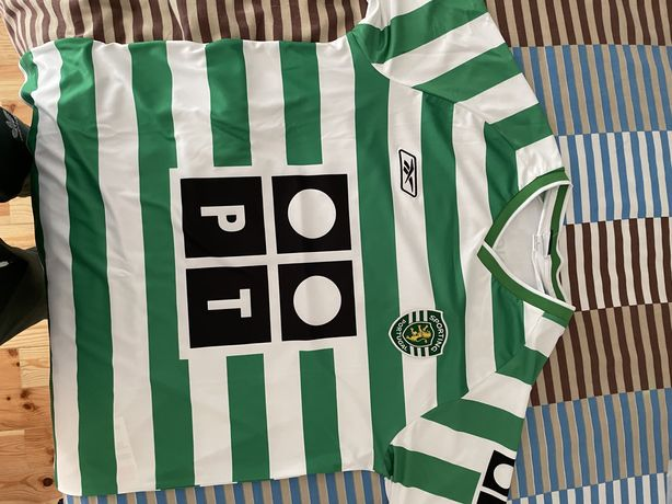 Camisola Sporting C.Ronaldo 03/04