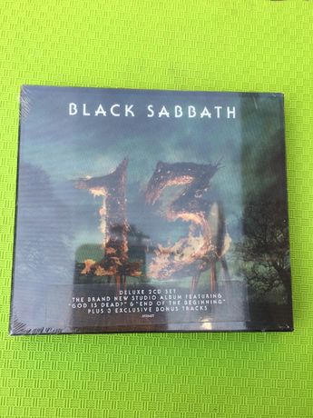 "Фирменный CD BL ACK SABBATH ""13""(2013) Deluxe 2 CD set"