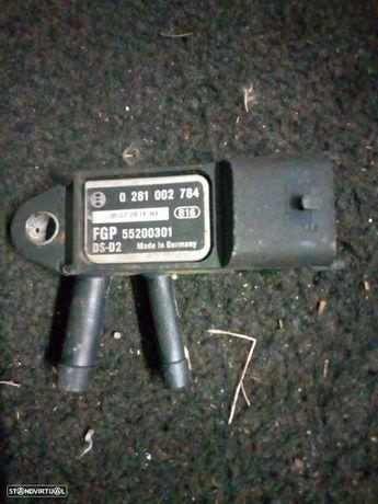Sensor Map Opel Vectra C (Z02)